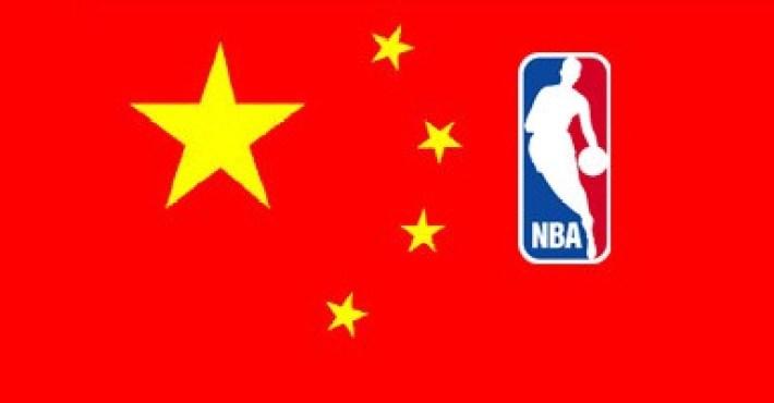 La legión NBA en China