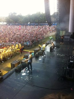 Austin City Limits Music Festival in 2013! How to Prioritize