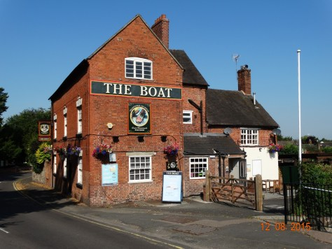 one of the many pubs that the village has to offer