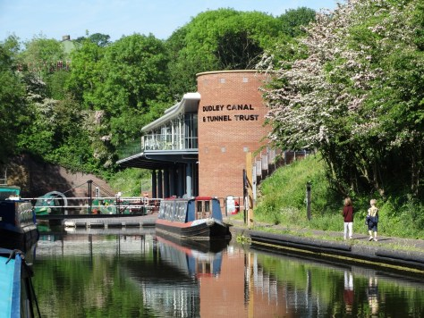 Dudley Tunnel visitor centre