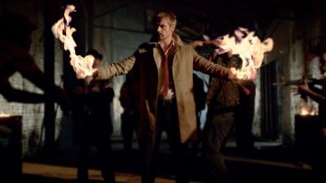 Matt Ryan als John Constantine voor NBC