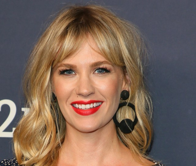 Watch Access Interview January Jones Says Being A Single Mom Limits Her Sex Life Nbc Com