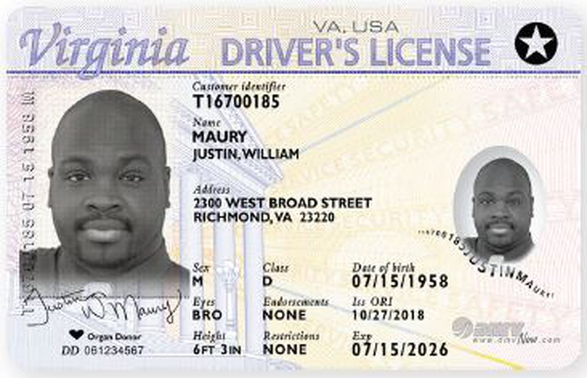 Dmv To Issue Real Id Compliant Driver S Licenses Oct 1