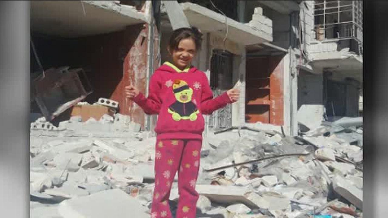 Syrian Girl Twitter | NBC4 WCMH-TV