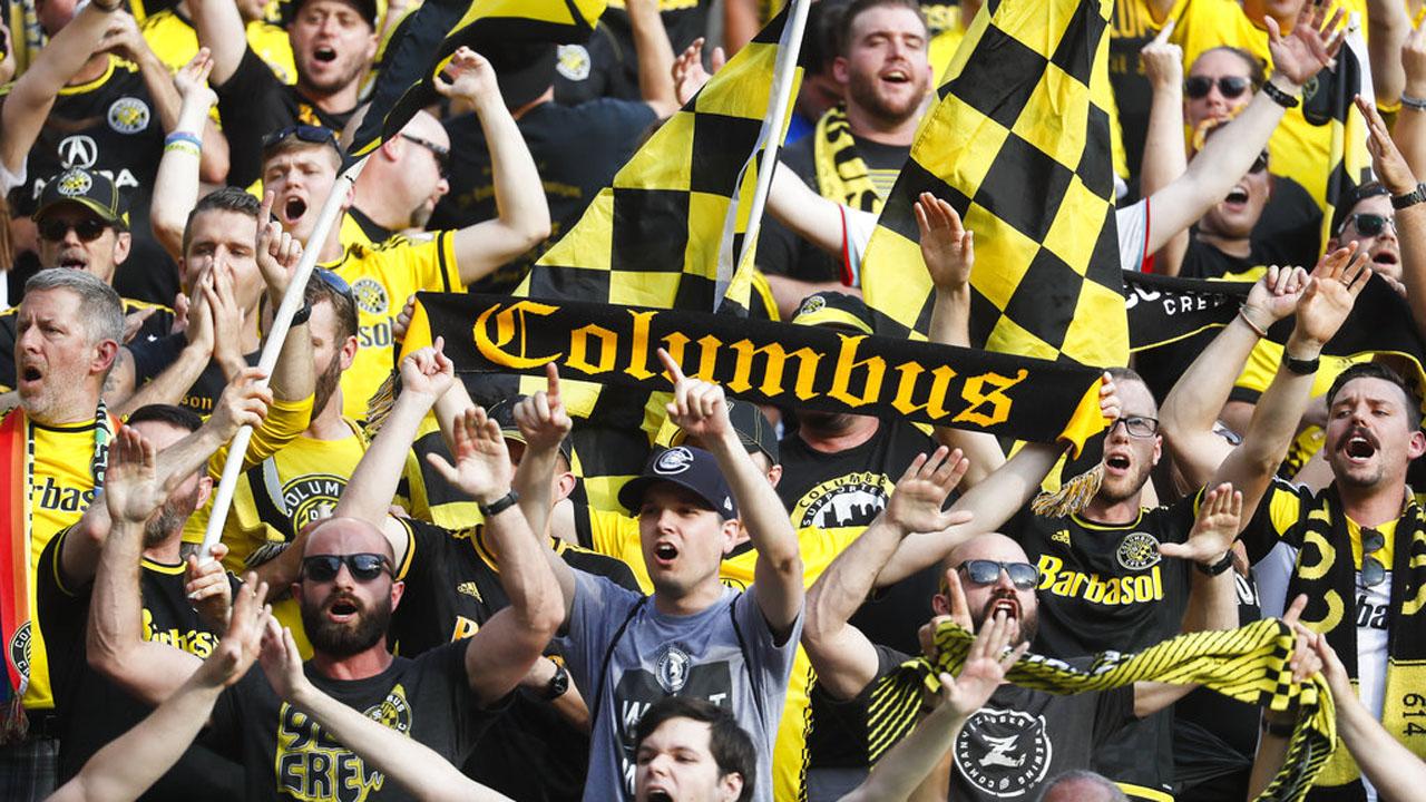 Columbus Crew Move Soccer_359806