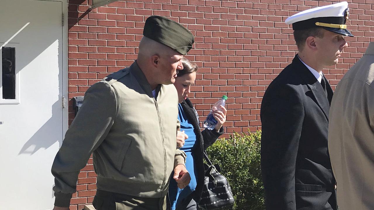 Marine Recruit Death_364572