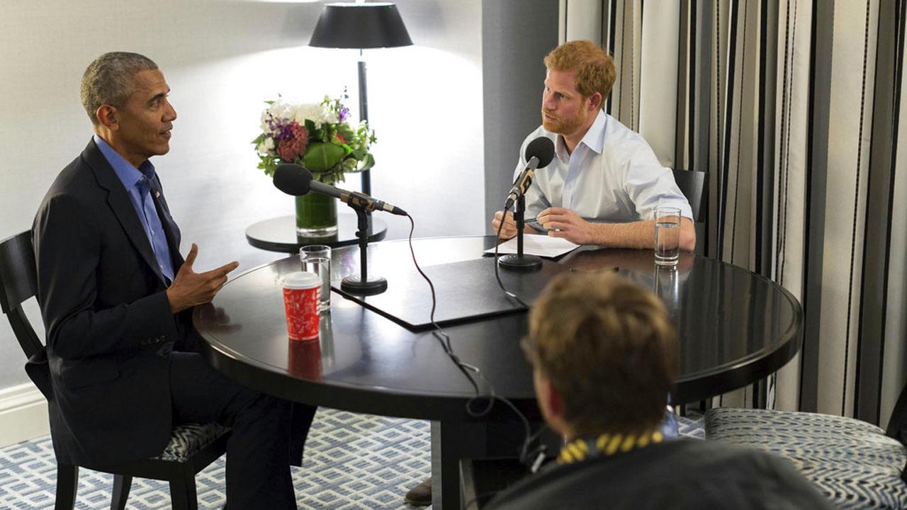 Britain Obama Royals_374901