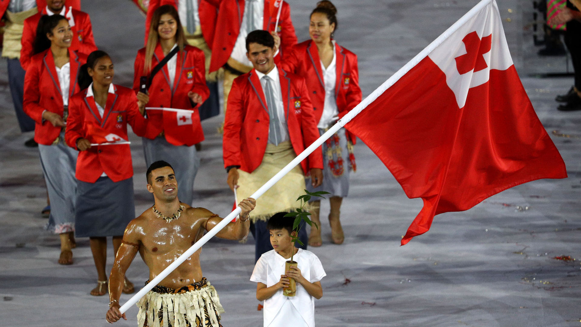 Opening Ceremony Rio 2016 Olympic Games_382058