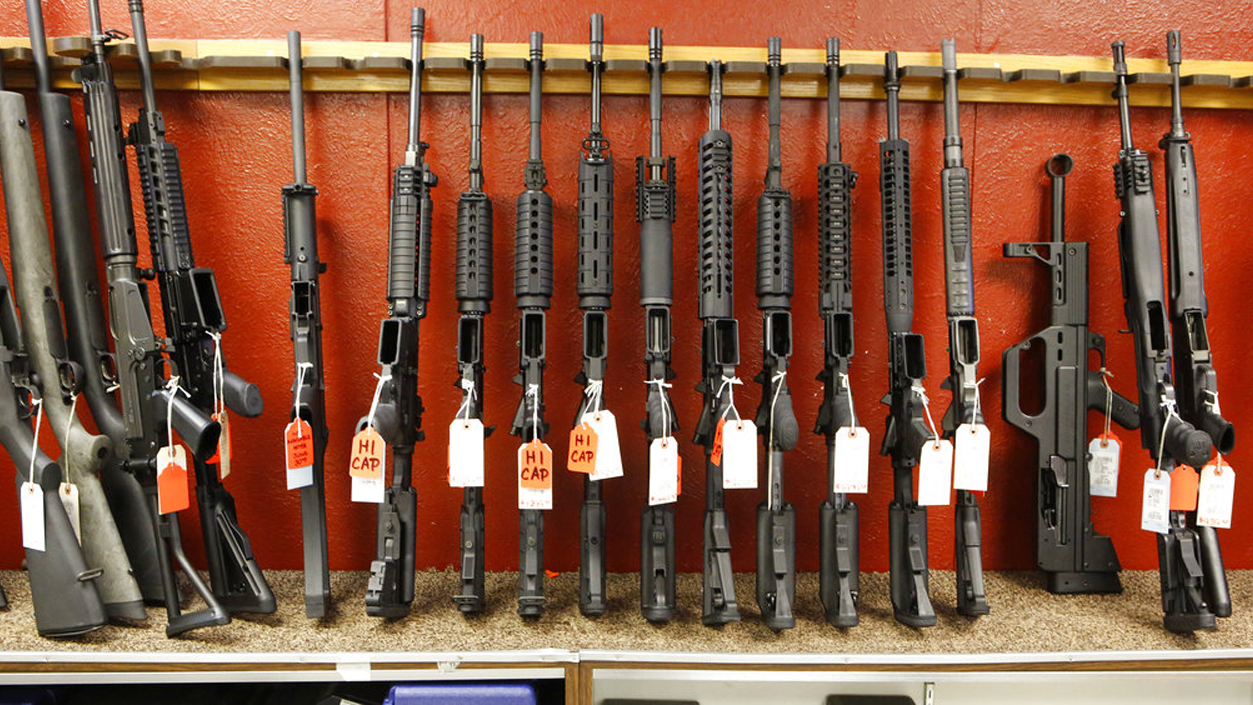 Poll Americans and Guns_325159