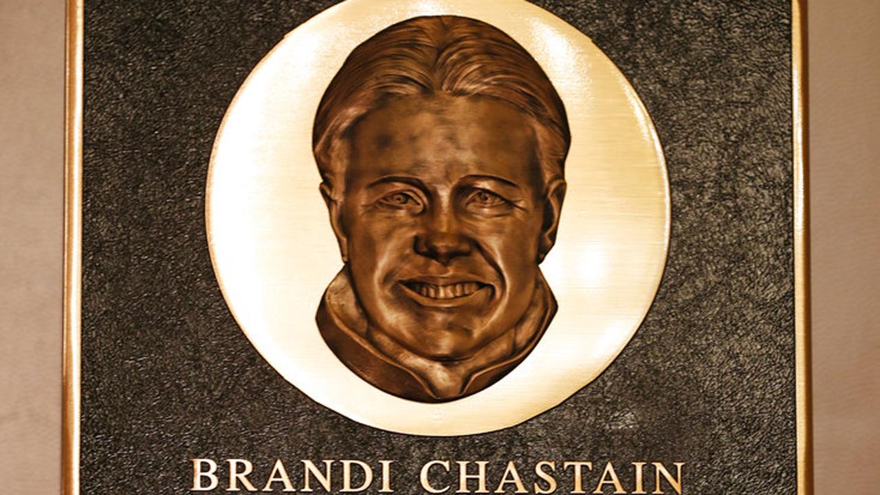 Brandi Chastain Plaque_1527038788713