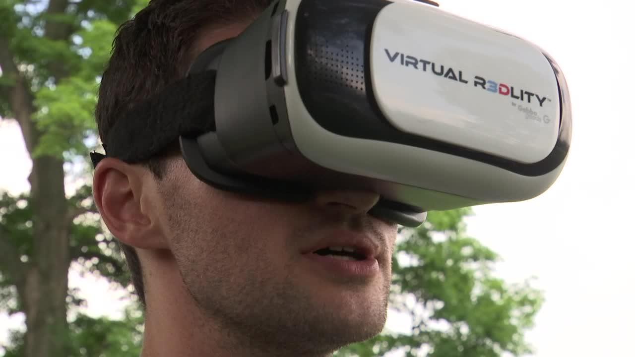 virtual reality memorial