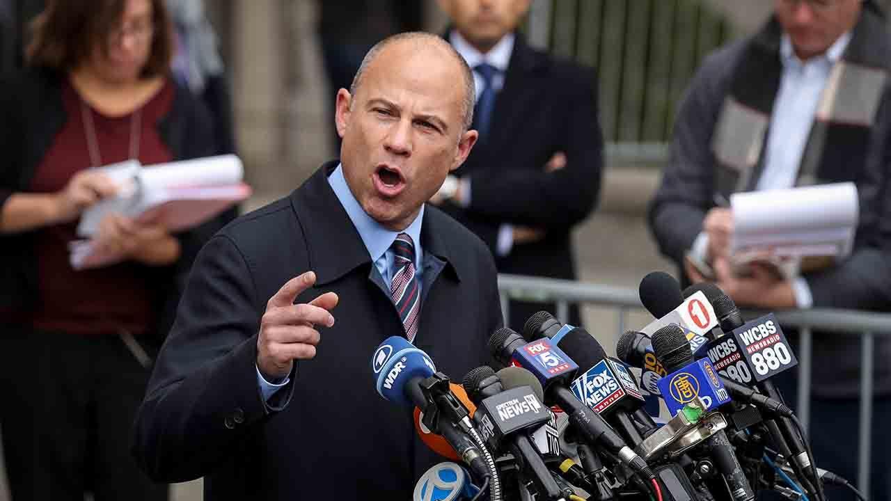 Avenatti: 'Michael Cohen was sentenced today, Donald Trump is next'