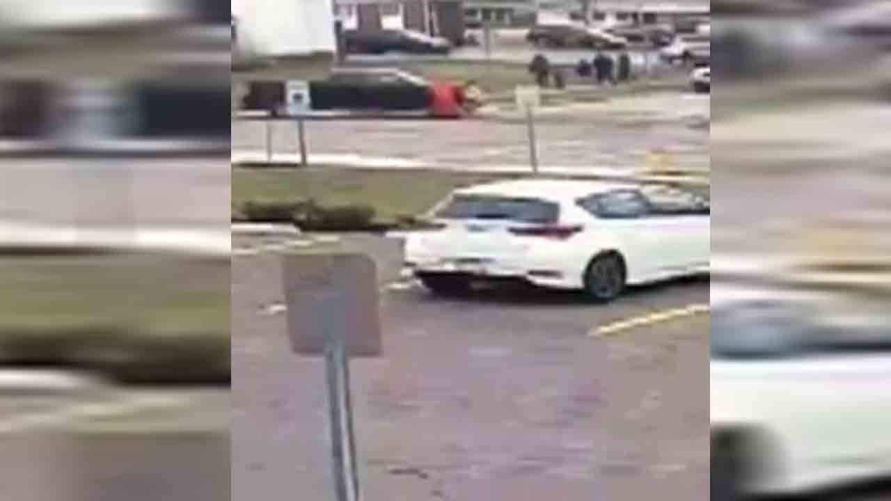 Driver charged with hit-and-run crash involving crossing guard