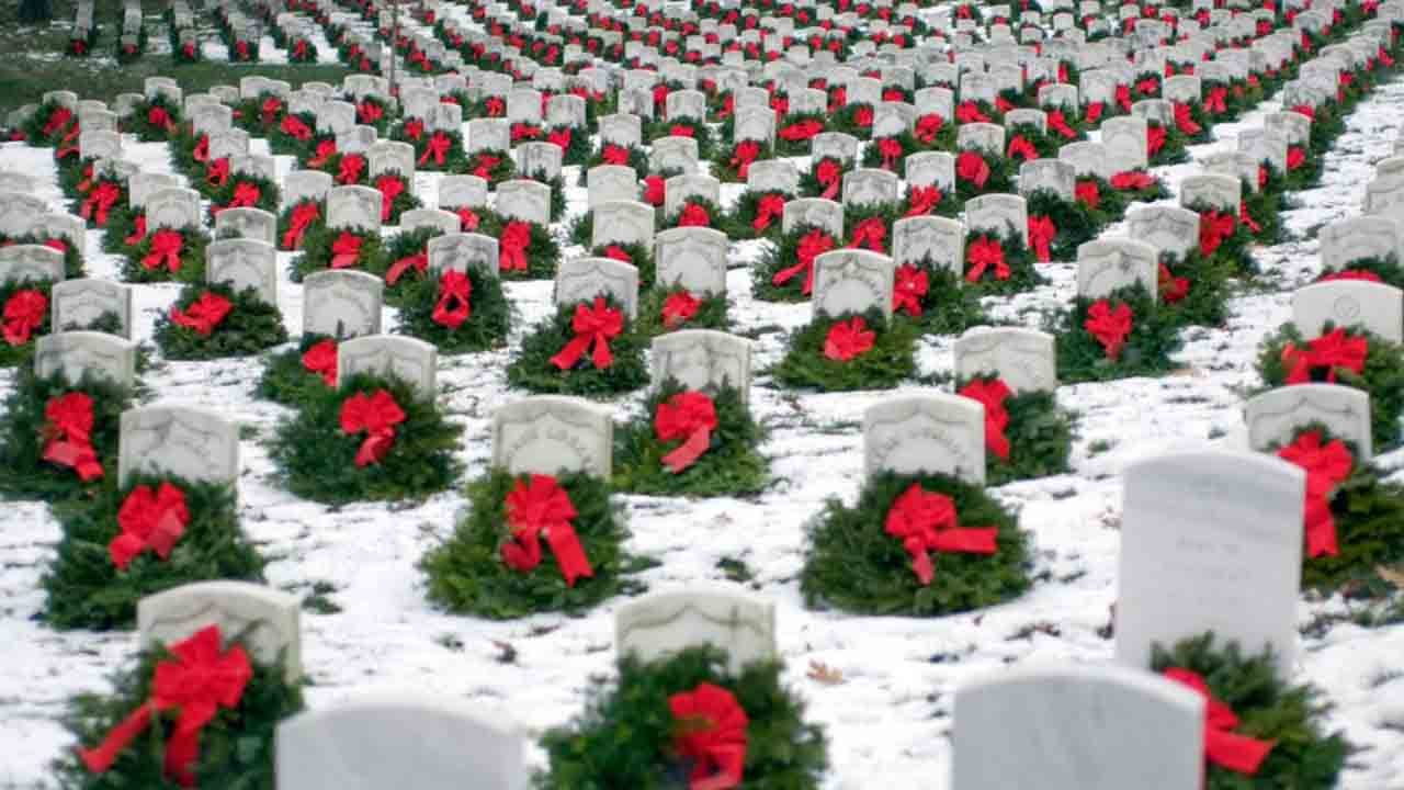Wreaths Across America ceremony to be held today at Dublin Cemetery