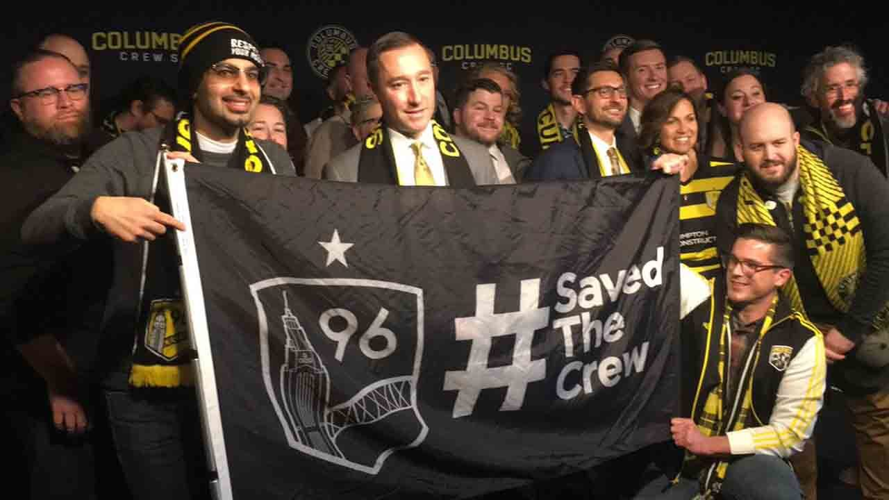 Crew plans to start stadium construction this summer