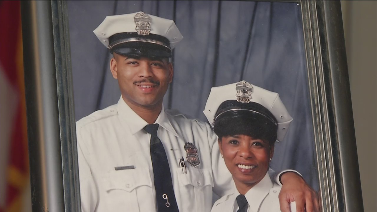 Central Ohio woman recounts breaking down racial, gender barriers within Columbus police