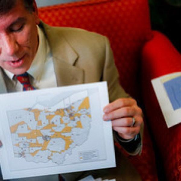 Judges declare Ohio's congressional map unconstitutional