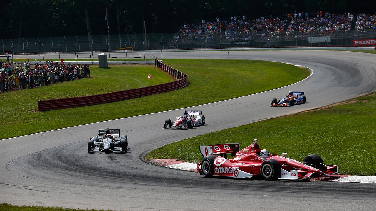 IndyCar Mid-Ohio 2014