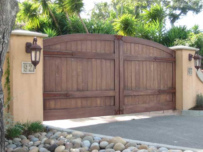 Custom Entry Gates