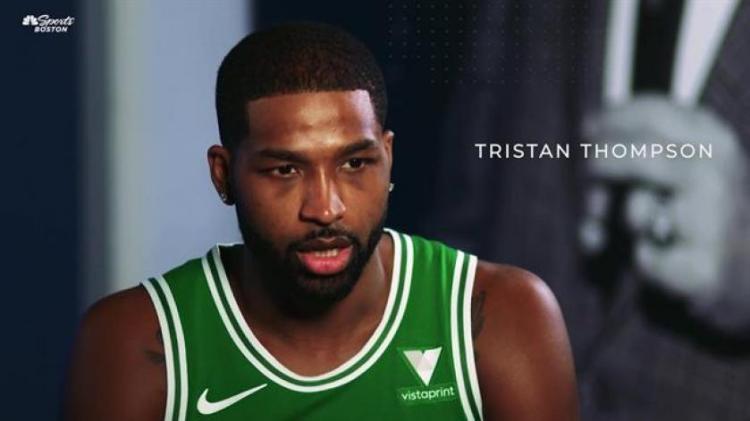 Tristan Thompson on joining Celtics: 'It's a match made in ...