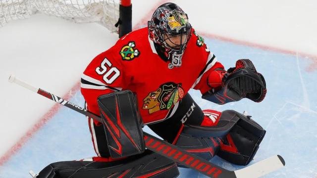 Blackhawks GM Stan Bowman sheds more light on negotiations with Corey  Crawford | RSN