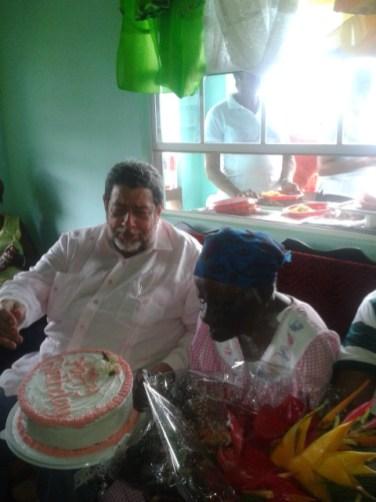 Mahalia Franklyn 102 Birthday