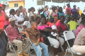 South Rivers Houses Handing over