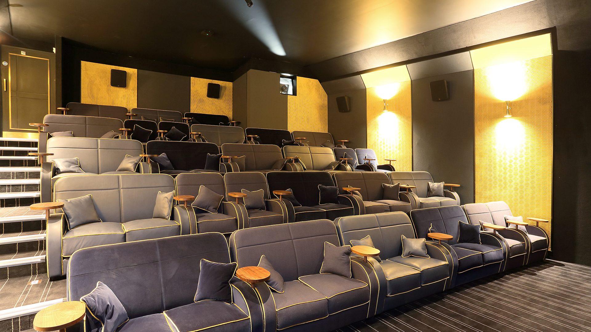 Everyman Cinema Nbda Architects