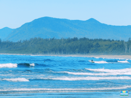 Surfing Pacific Rim National Park