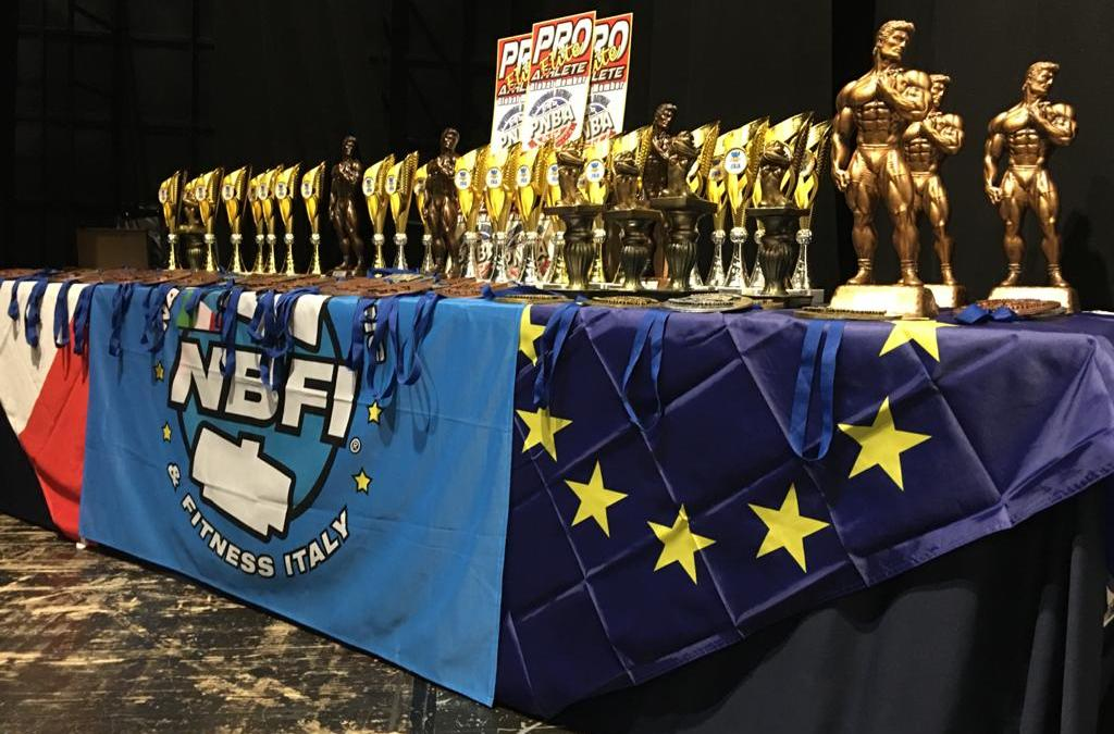 12° Campionato Nazionale NBFI & INBA/PNBA Natural European Championship 2020