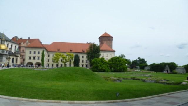 Der Krakauer Wawel