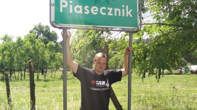Piasecznik - deutsch Petznick