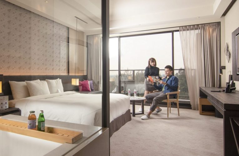 台南大員皇冠假日酒店入住送積分 旅遊同業3月獨享優惠