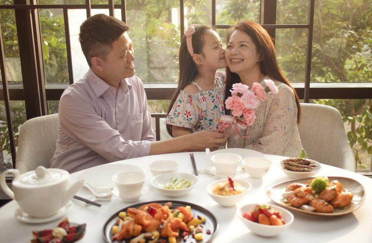 台南大員皇冠假日酒店寵愛媽咪 獻上捧心之愛