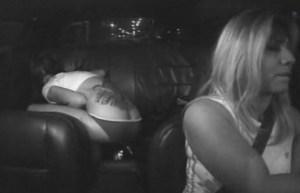Seks op de achterbank van een Taxi