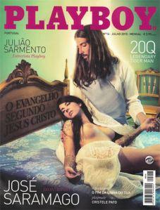 Geen Playboy meer in Portugal door deze foto's