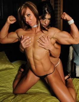 x Kortney Olsen (KO) and Muscle Tease 02