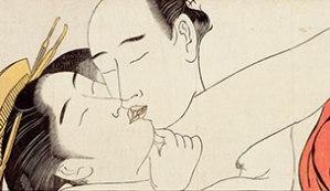 Shunga: erotiek uit het oude Japan