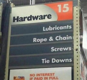 party_in_aisle_15_lubricants_rope_and_chain_screws_tie_downs
