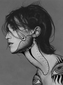 De geïllustreerde foto's van Alana Dee Haynes