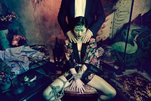 Sheri Chiu en Fred Zara gefotografeerd door Nicolas Guérin: De Hand