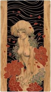 De kunst van Audrey Kawasaki