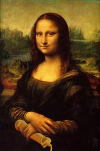 De Hitachi Magic Wand bracht de glimlach op de mond van Mona Lisa