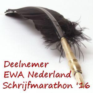 Door naar de derde ronde van de EWA Schrijfmarathon 2016