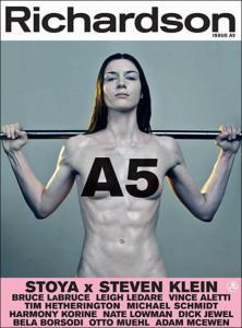 Steven Klein fotografeerde Stoya