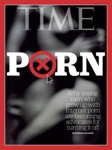 TIME Magazine's anti porno nummer vol onjuistheden