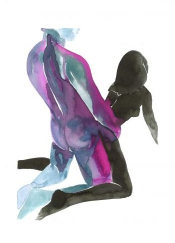Make-Love-Watercolor-Series-nr.-17-350x486