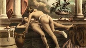 De geschiedenis van de dildo
