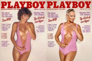 Playmates na jaren opnieuw op de cover