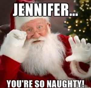 Redenen waarom ik dit jaar op 'the naughty list' sta van de kerstman